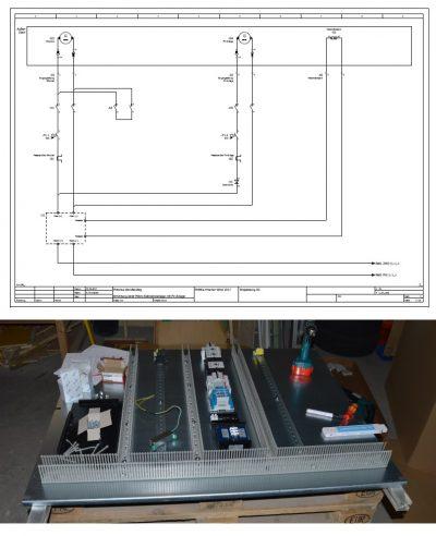Schaltschrank und Planung - Kopie